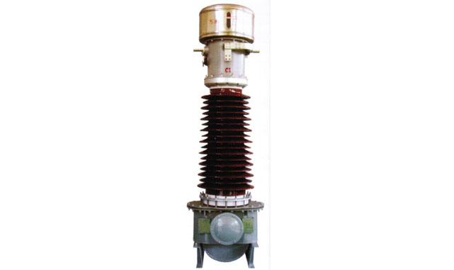 LB6-110型电流互感器